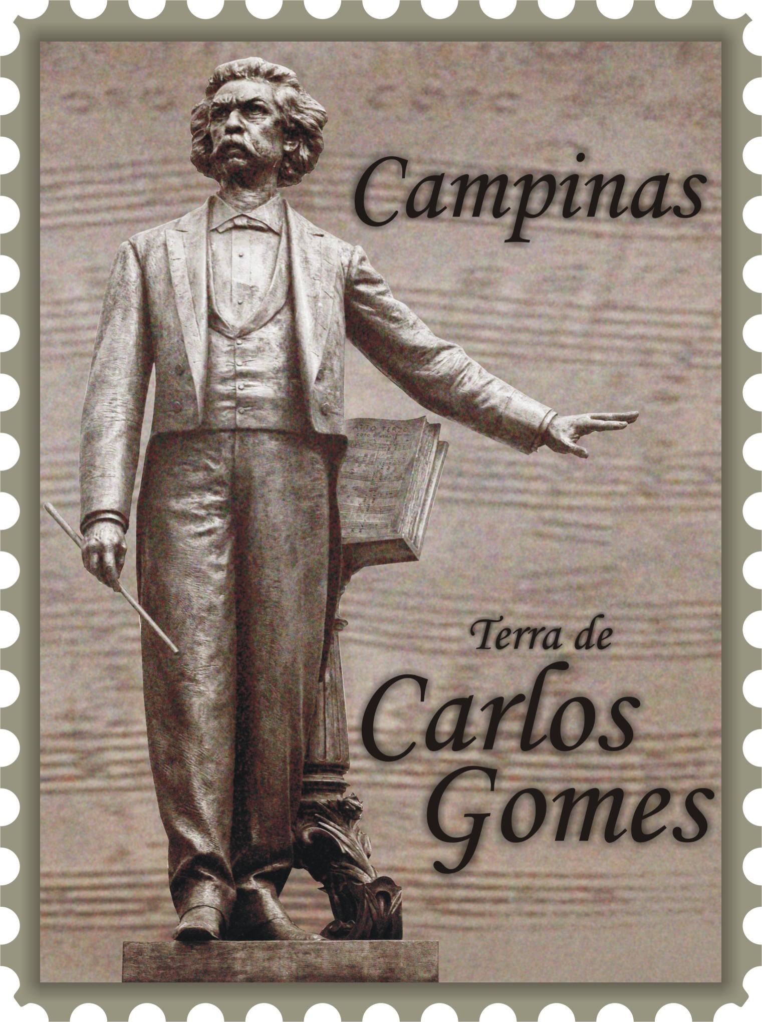 Selo Carlos Gomes